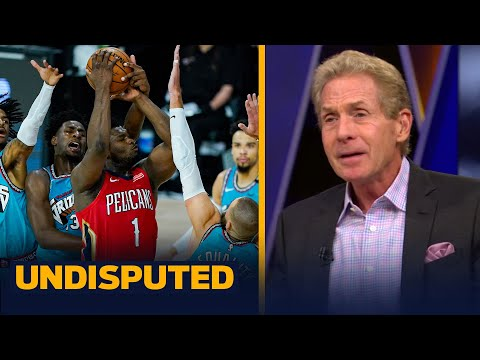 Skip Bayless reacts to Zion's performance in win over Grizzlies | NBA | UNDISPUTED