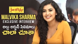 Actress Malvika Sharma Exclusive Interview About NELA TICKET | TFPC