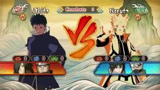 PEDIDOS [3/4/5] - Naruto Shippuden Ultimate Ninja STORM Revolution