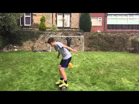SWEGWAY DIZZY PENALTIES| FT. BARRY AND LEWIS!