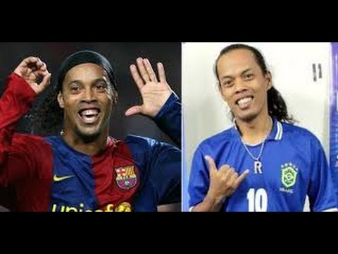 Ronaldinho vs Ronaldikin (Which The Real Ronaldinho??)