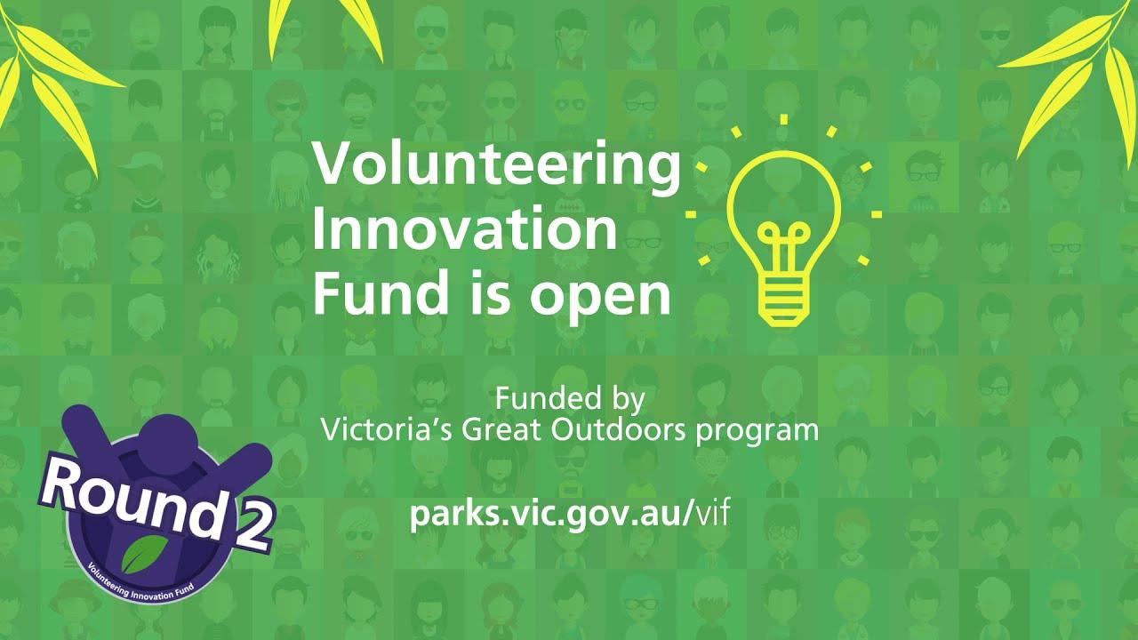 Volunteering Innovation Fund