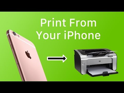 Apple AirPrint with Canon Printer | Doovi