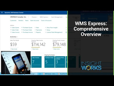WMS Express - Comprehensive Overview