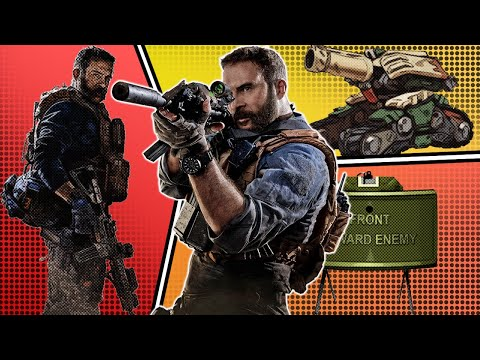 My Modern Warfare EXPERIENCE