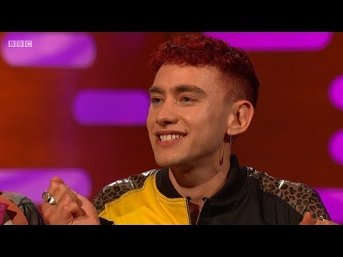 Years & Years – If You're Over Me. Olly Alexander. The Graham Norton Show. 15 June 2018