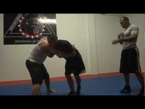 Nexus NYC Mixed Martial Arts(MMA) - Wrestling Class (takedowns And Conditioning)