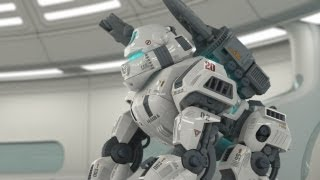 GORE ZOID CG Animation HD