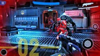N.O.V.A. Legacy - Mission 02 - A New Order