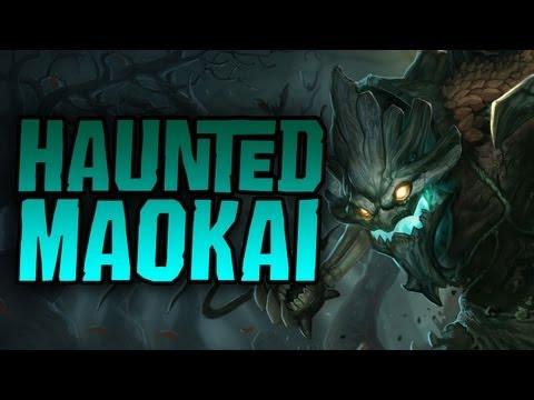 Haunted Maokai
