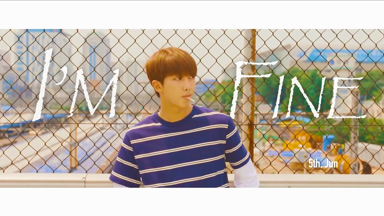 298e6c976c4946 BTS (방탄소년단) ~ I'M FINE | MV - YouTube