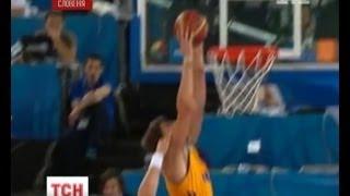 Україна знову вразила всіх на Чемпіонаті Європи з баскетболу