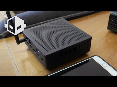 A Zotac ZBox Nano Featuring Ryzen And Radeon!