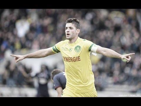 Filip Djordjevic - FC Nantes - 2013/2014 - Début de saison.