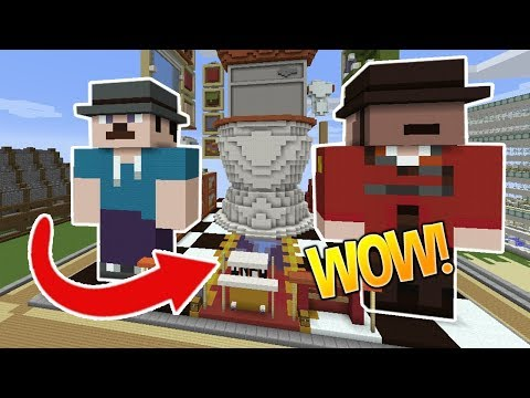 Minecraft: Rating YOUR Builds! #7