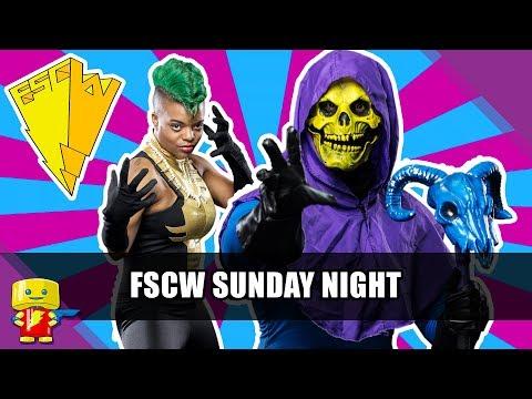 FSCW Animate 2017 Sunday Show