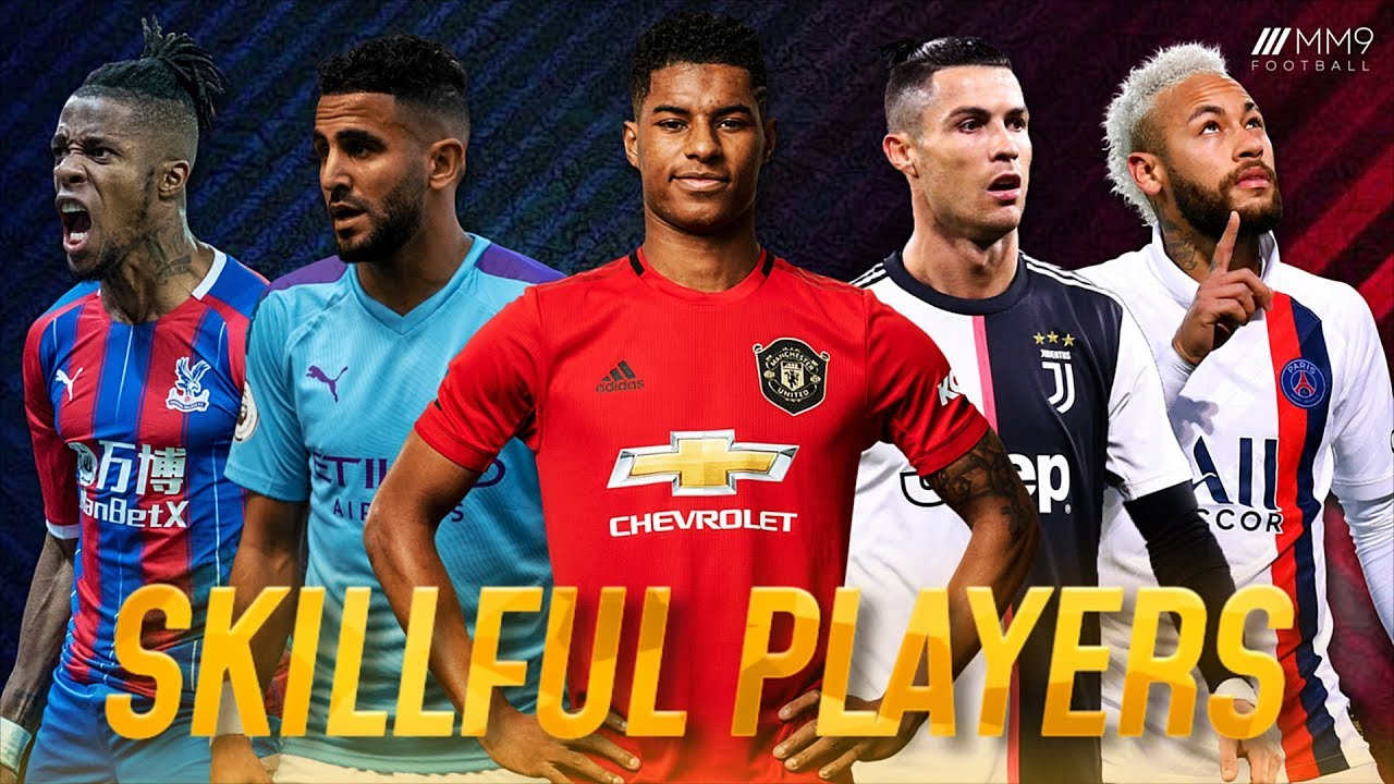 Top 10 Skillful Players in Football 2020