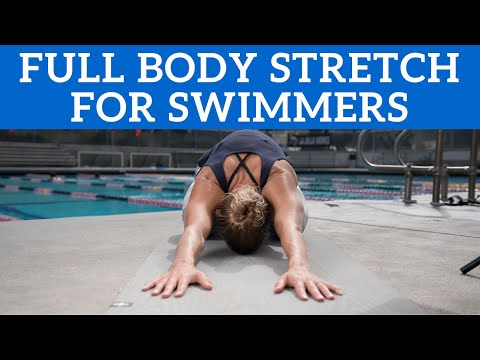Full Body Stretch for Swimmers