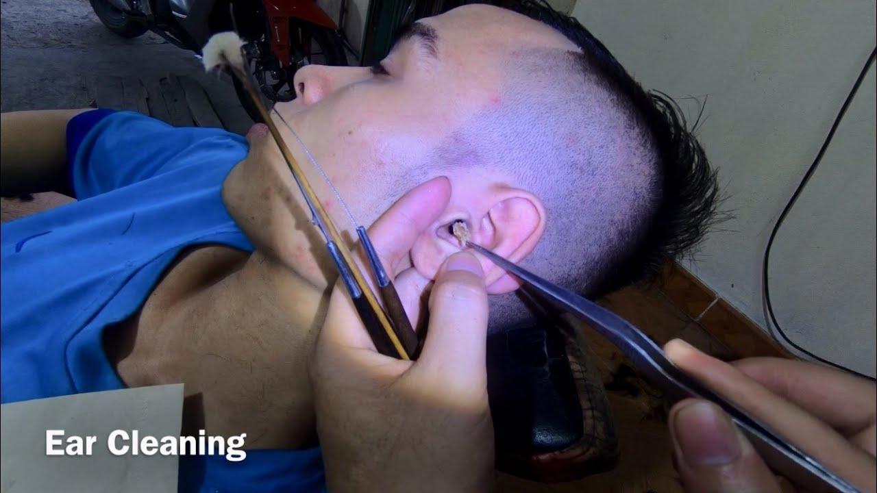 耳掃除 귀 청소 Ear Cleaning #206