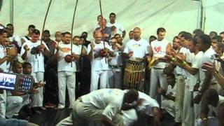 Roda Jogos Brasileiros Abada  capoeira 2008