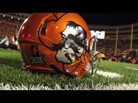 EVOLVE: An Extended Look at the New Oklahoma State Uniform