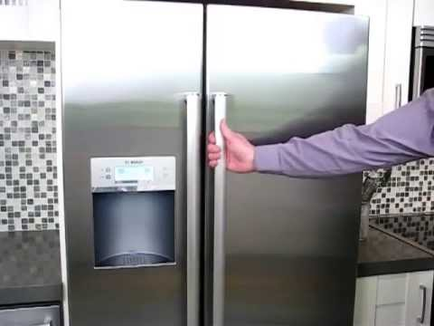 Bosch Kühlschrank Wasserfilter Wechseln : How to replace the bosch ultra clarity fridge filter youtube