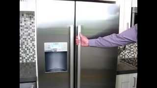 How To Replace The Bosch Ultra Clarity 644845 Fridge Filter