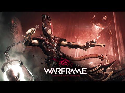 Warframe - Harrow Profile Trailer