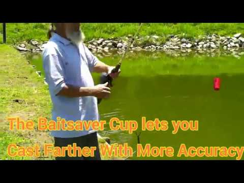 A Catfish Bait Trick That's Better Than Nylons Or Cloth