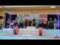 NK Powerliften Classic 2019: 105.0, 120.0 en 120+ kg heren