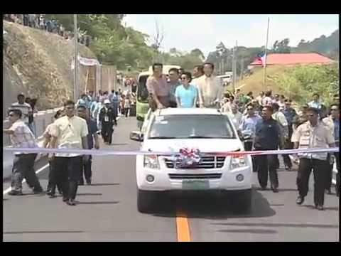 Inauguration of Agas Agas Bridge
