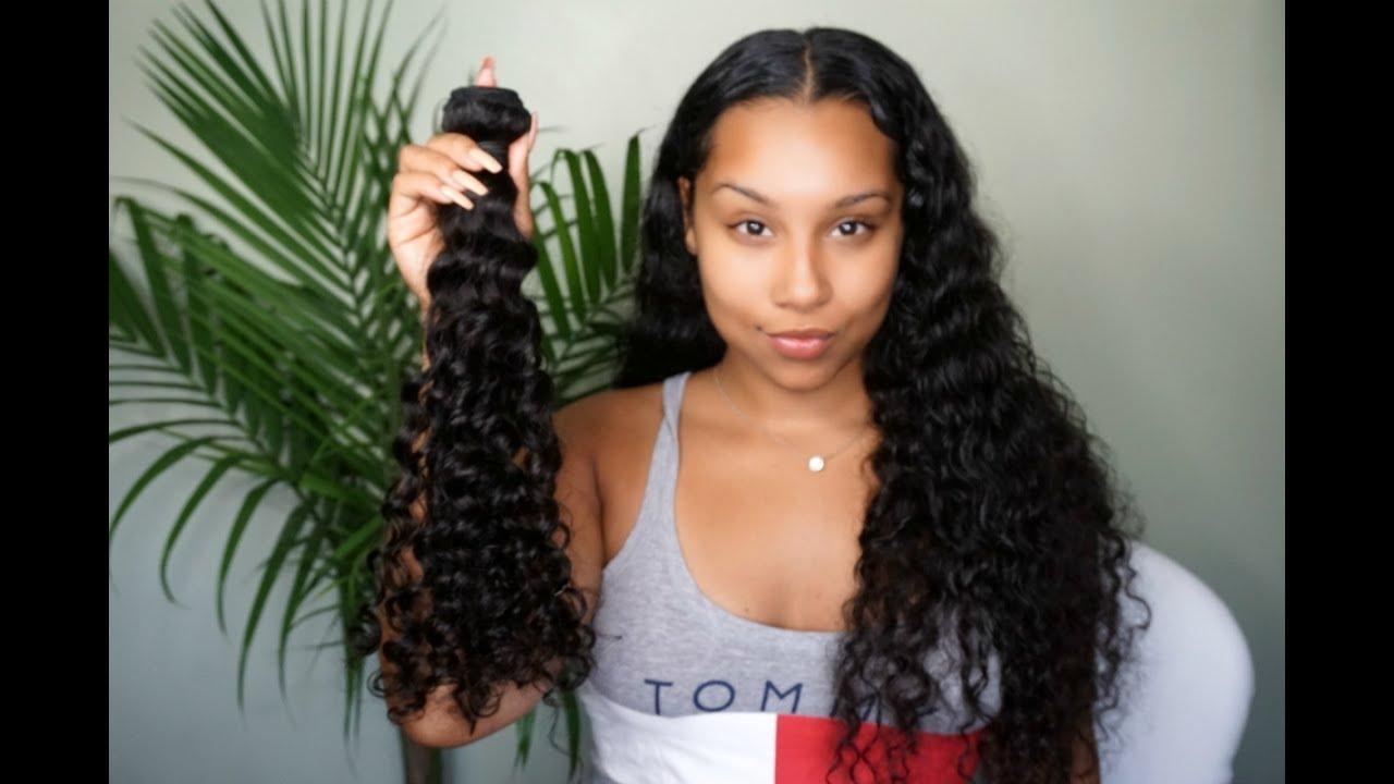 How To Maintain Curly Hair NayaVista Deep Wave