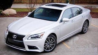 2014 Lexus LS 460 Start Up, Exhaust, Full Review