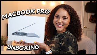 MACBOOK PRO 2020 UNBOXING + why i switched from the macbook air