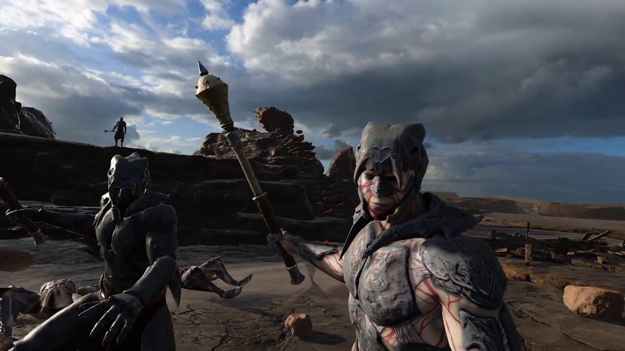 The Way Of Kings Escape The Shattered Plains Is A Brief Vr Tease