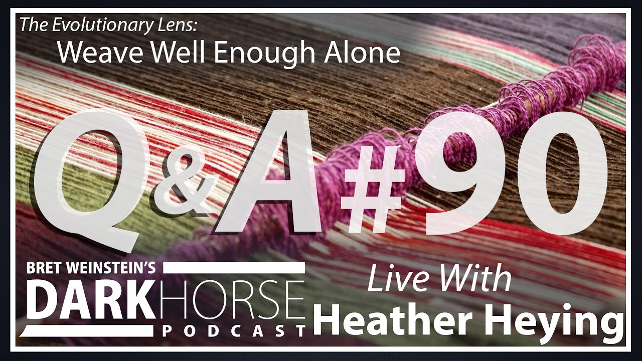 Download Your Questions Answered - Bret and Heather 90th DarkHorse Podcast Livestream