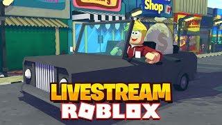 NEW ROBLOX UPDATE JAILBREAK! LIVE