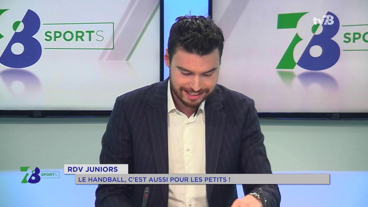 Le rendez-vous des Juniors : le handball, c'est aussi pour les petits