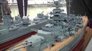Bataille navale devant la préfecture (Troyes)