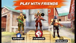 Guns of Boom Gameplay iOS / Android -  Let's Play - mobile FPS || Gameplay Walkthrough FHD