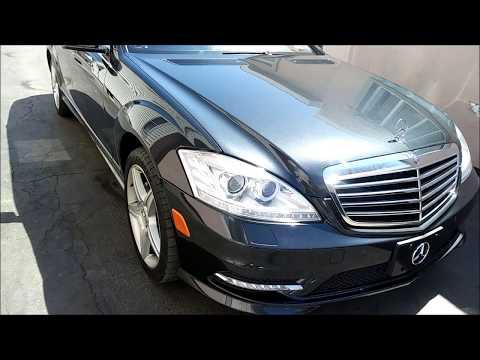 2011 Mercedes Benz S550 4Matic Review