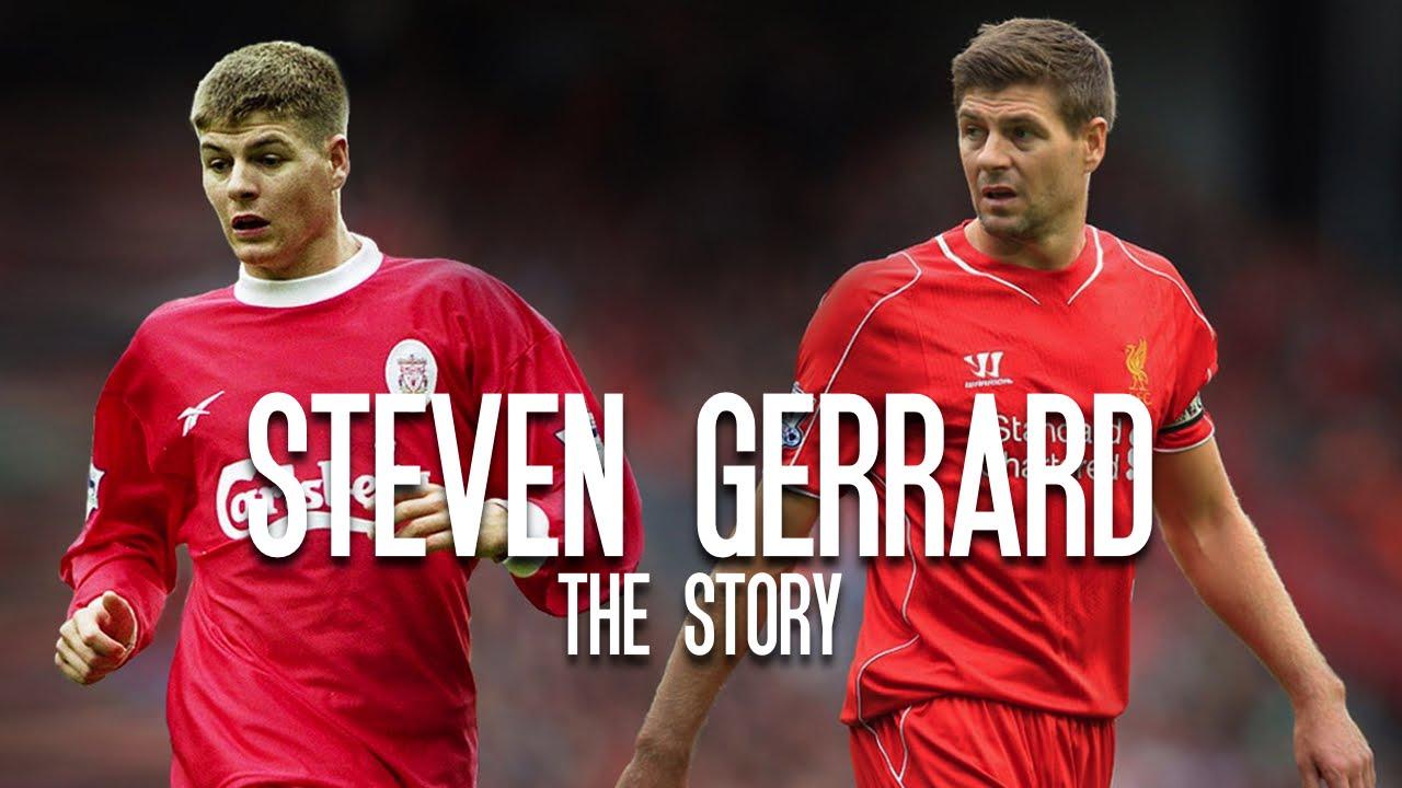 Steven Gerrard The Story