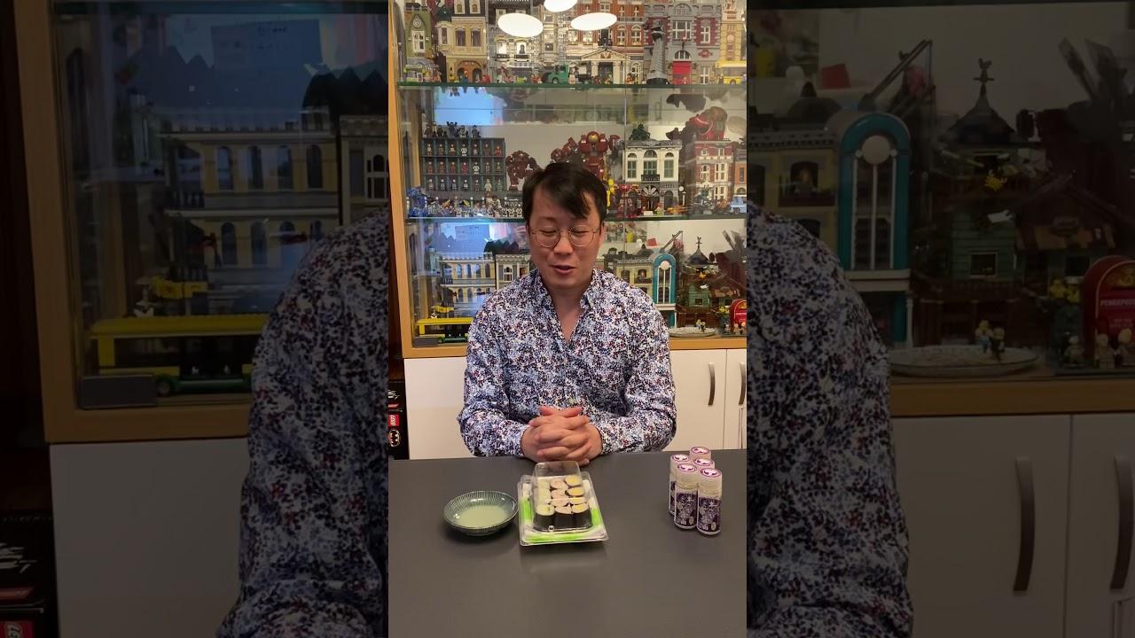 用撒粉代替Wasabi同豉油,你又試過未?