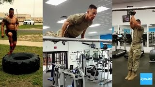 Extreme fitness   Diamond Ott military strength training GymLife