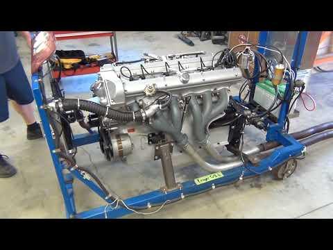 Aston Martin Db6 Engine Youtube