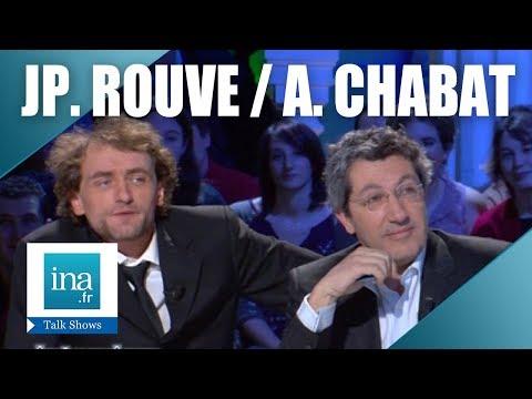 Interview sans la bouche Alain Chabat et Jean-Paul Rouve - Archive INA
