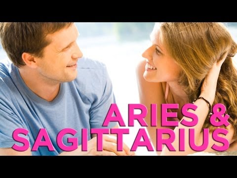 Are Aries & Sagittarius Compatible? | Zodiac Love Guide