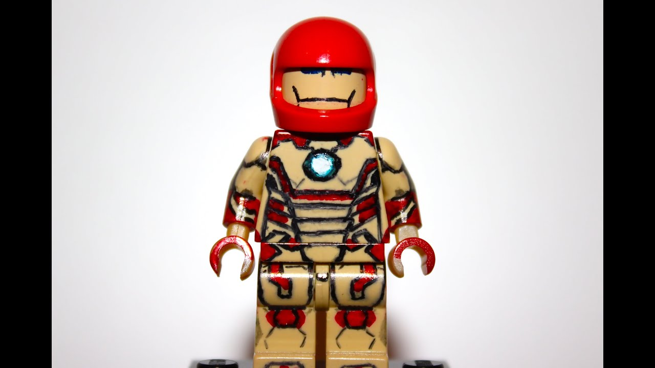 Lego iron man 3 mark 42 youtube - Lego iron man 3 ...