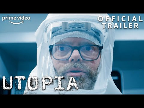 Utopia | Official Trailer | Prime Video