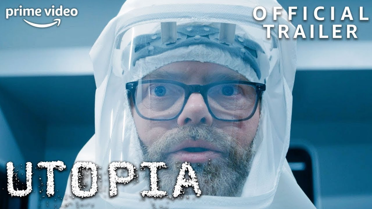 'Utopia' Review: Gillian Flynn's Dystopian Thriller on Amazon Prime ...